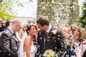 wedding photographer in newquay